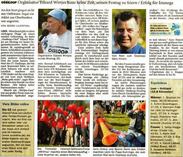 hr4you - Zeitungsartikel