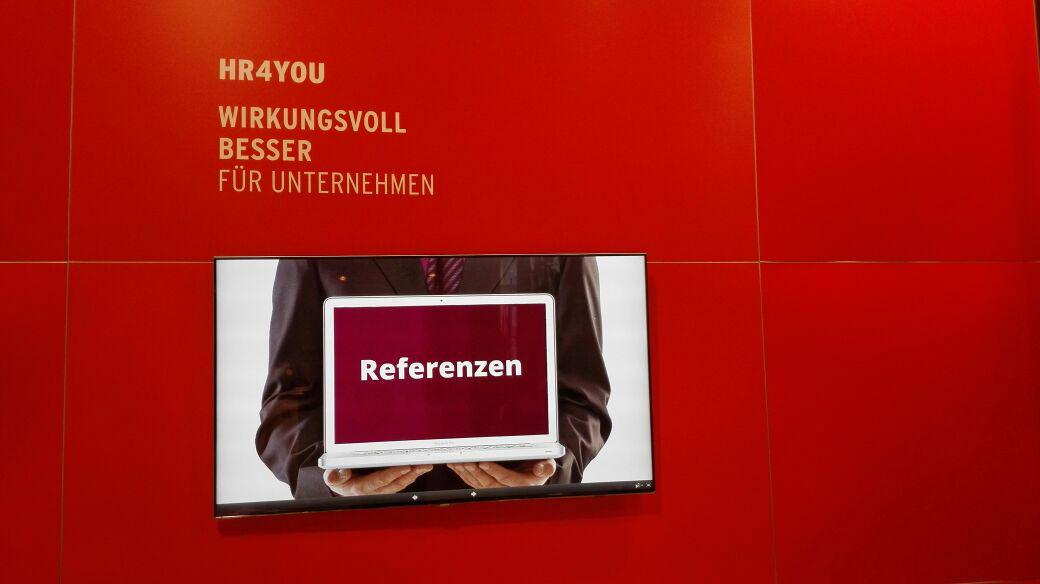 hr4you - Referenzen