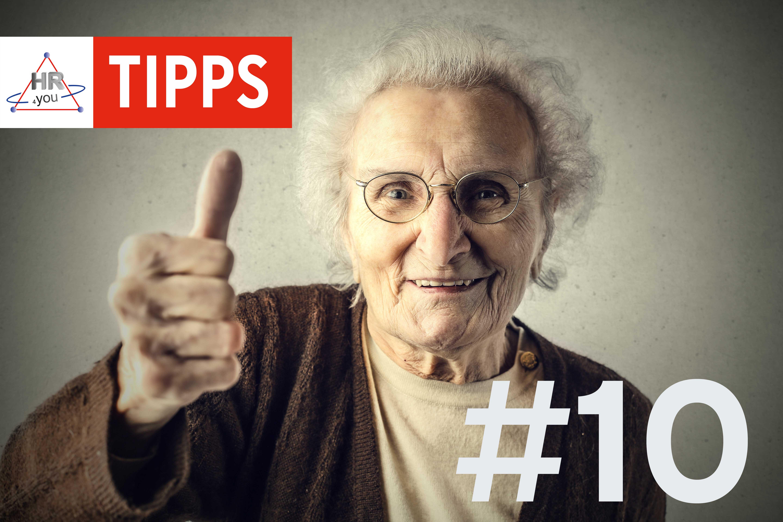 hr4you - Tipps #10