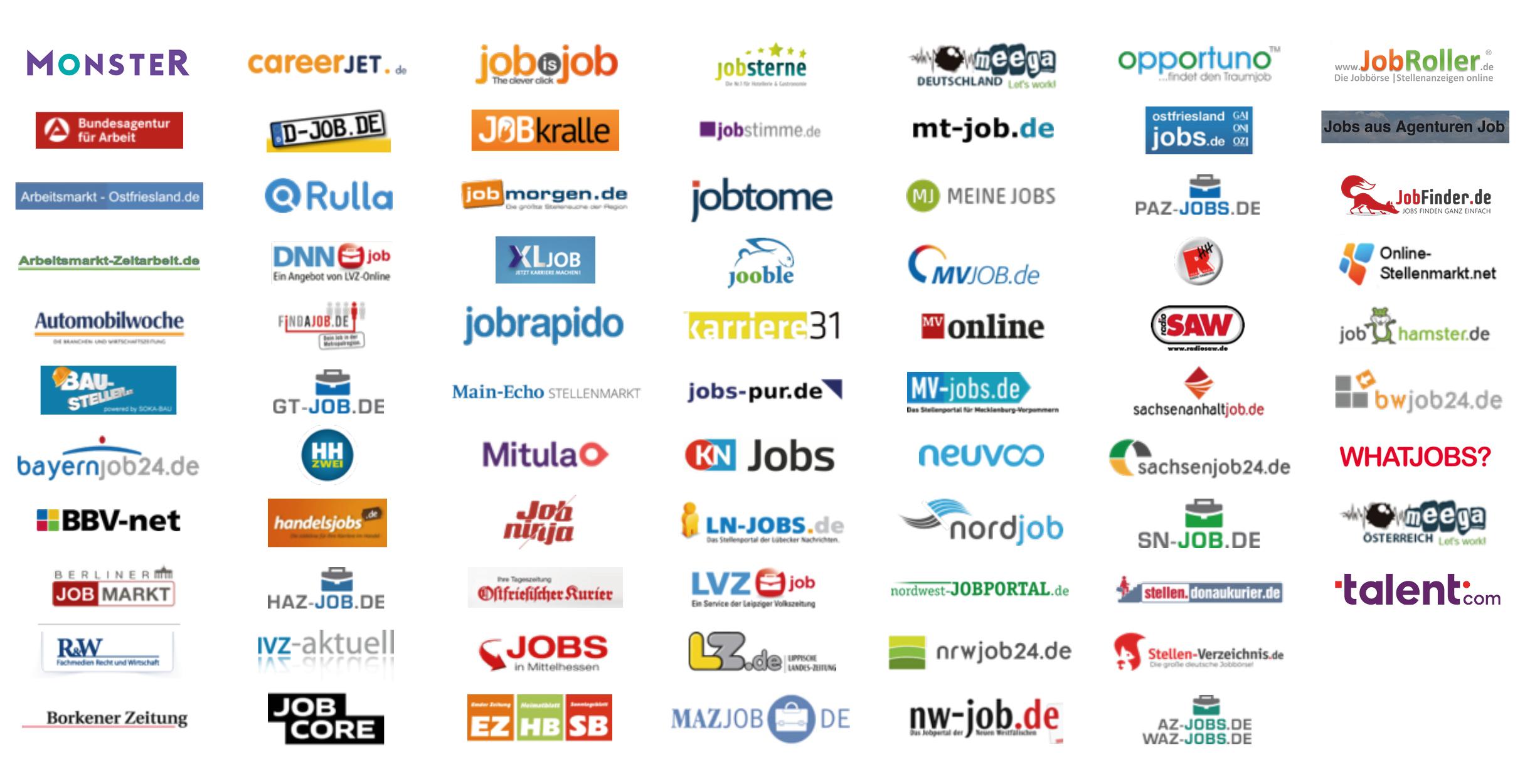 Multichanneling Logos