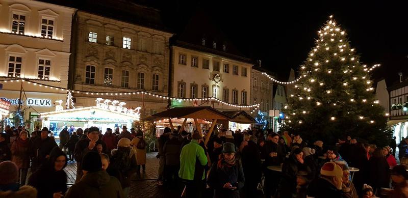hr4you - Weihnachtsmarkt Forchheim