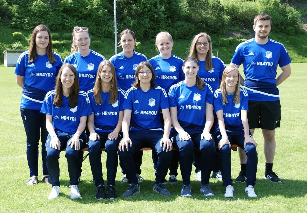 TSV-Ebermannstadt Frauenfussball