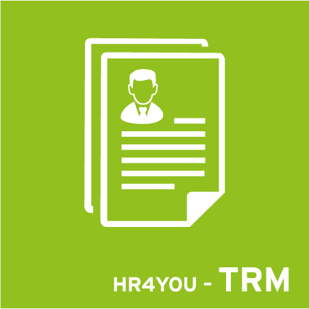 Software für Bewerbermanagement - HR4YOU-TRM